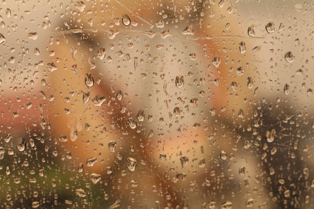 ... czasem deszcz :)