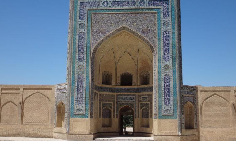 Uzbekistan fotorelacja - nowy wpis na Prosto o podróżach