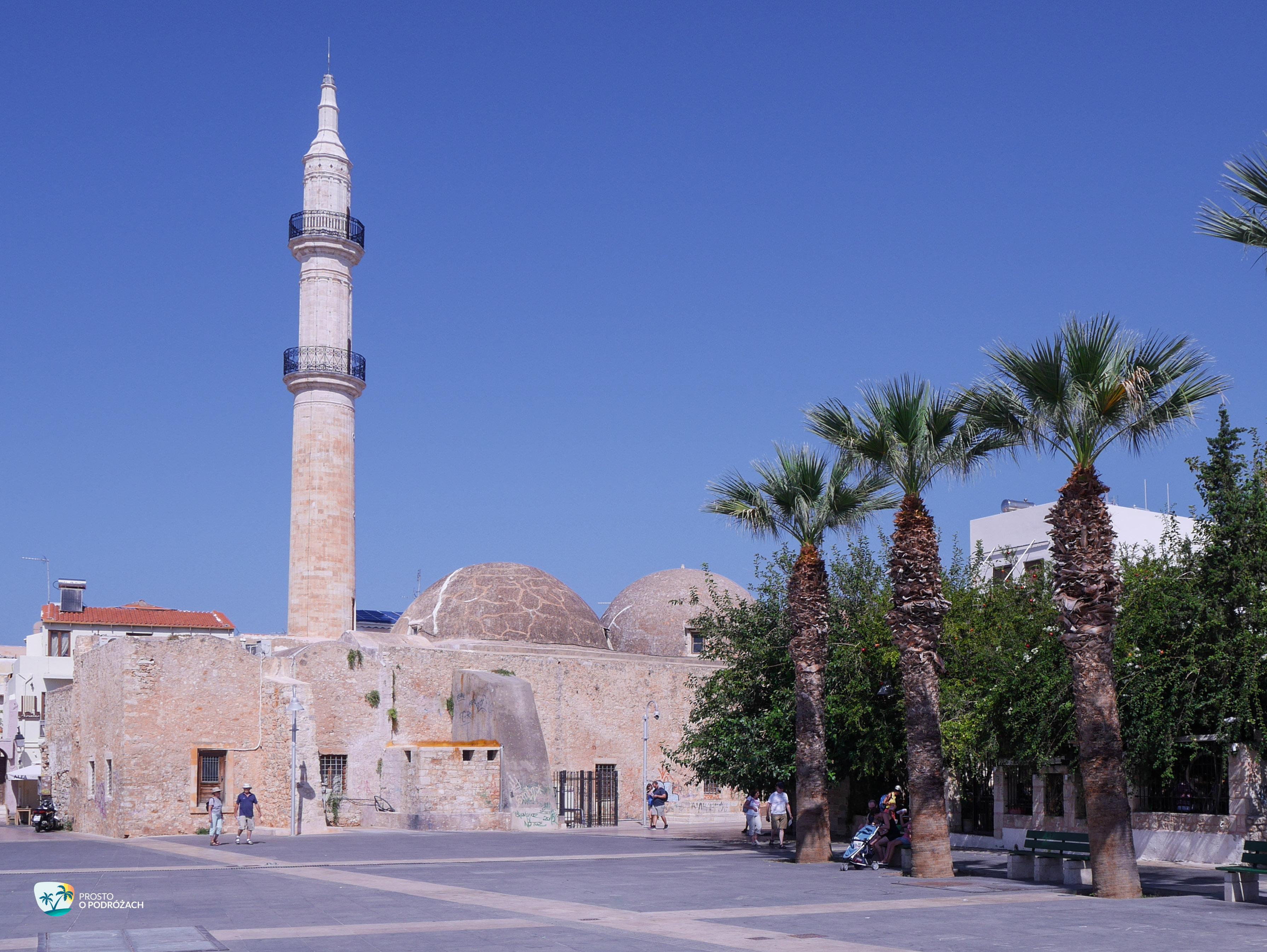 Meczet Sułtany Velide w Rethymnonie