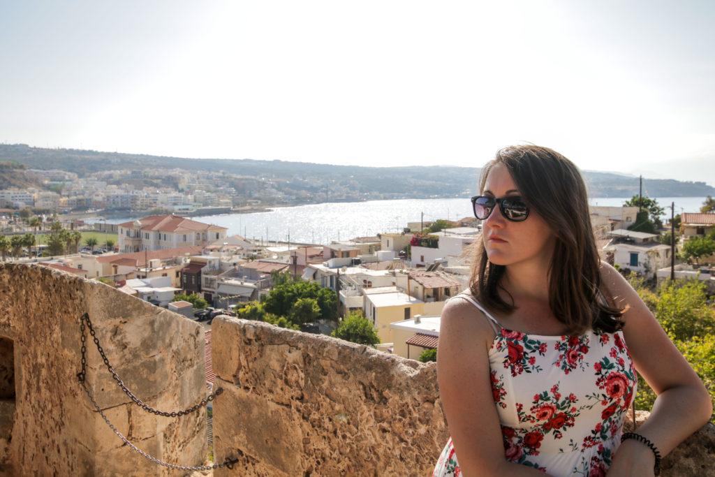 Panorama Rethymnonu raz jeszcze