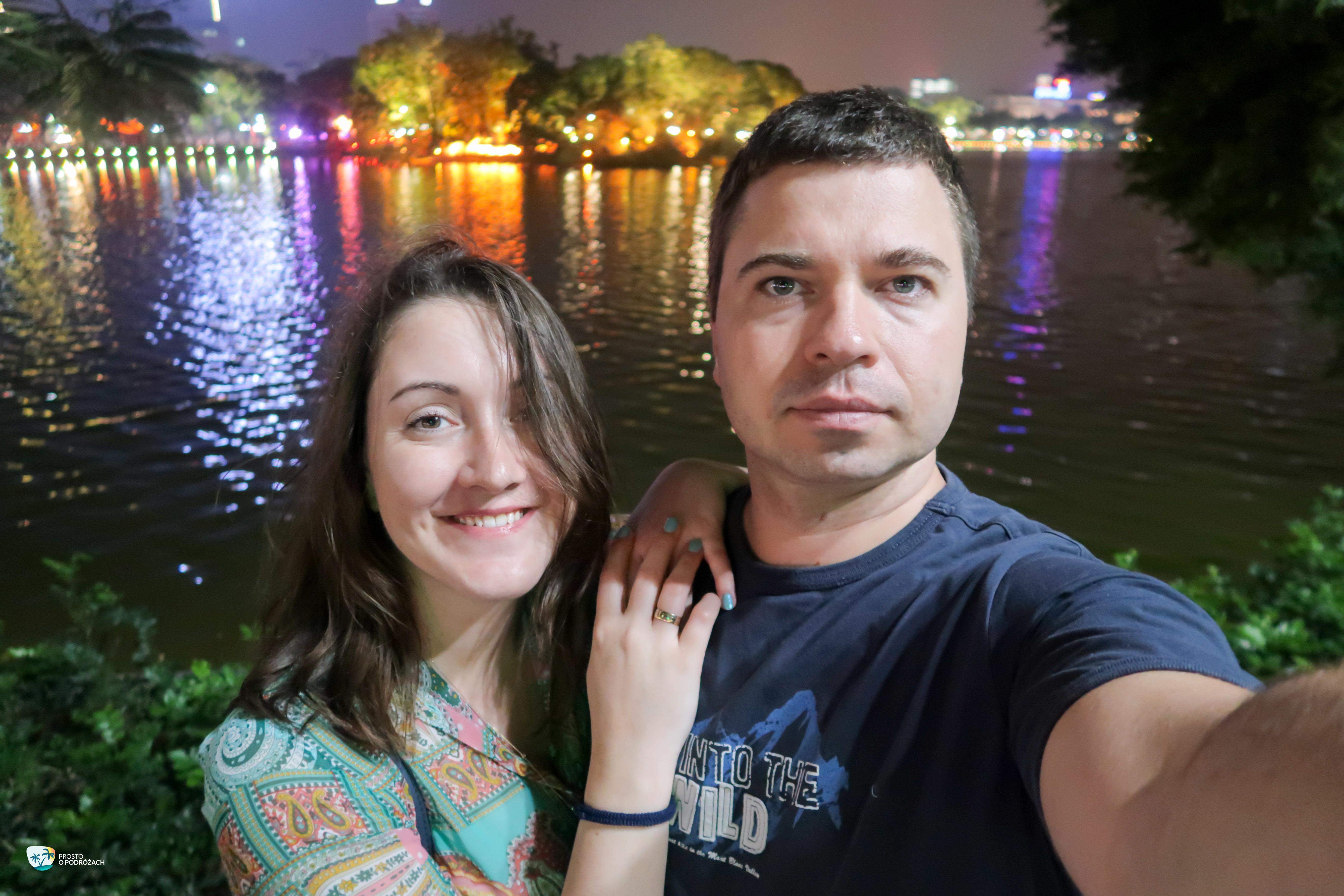 Hoan Kiem Hanoi Prosto o podróżach - blog podróżniczy