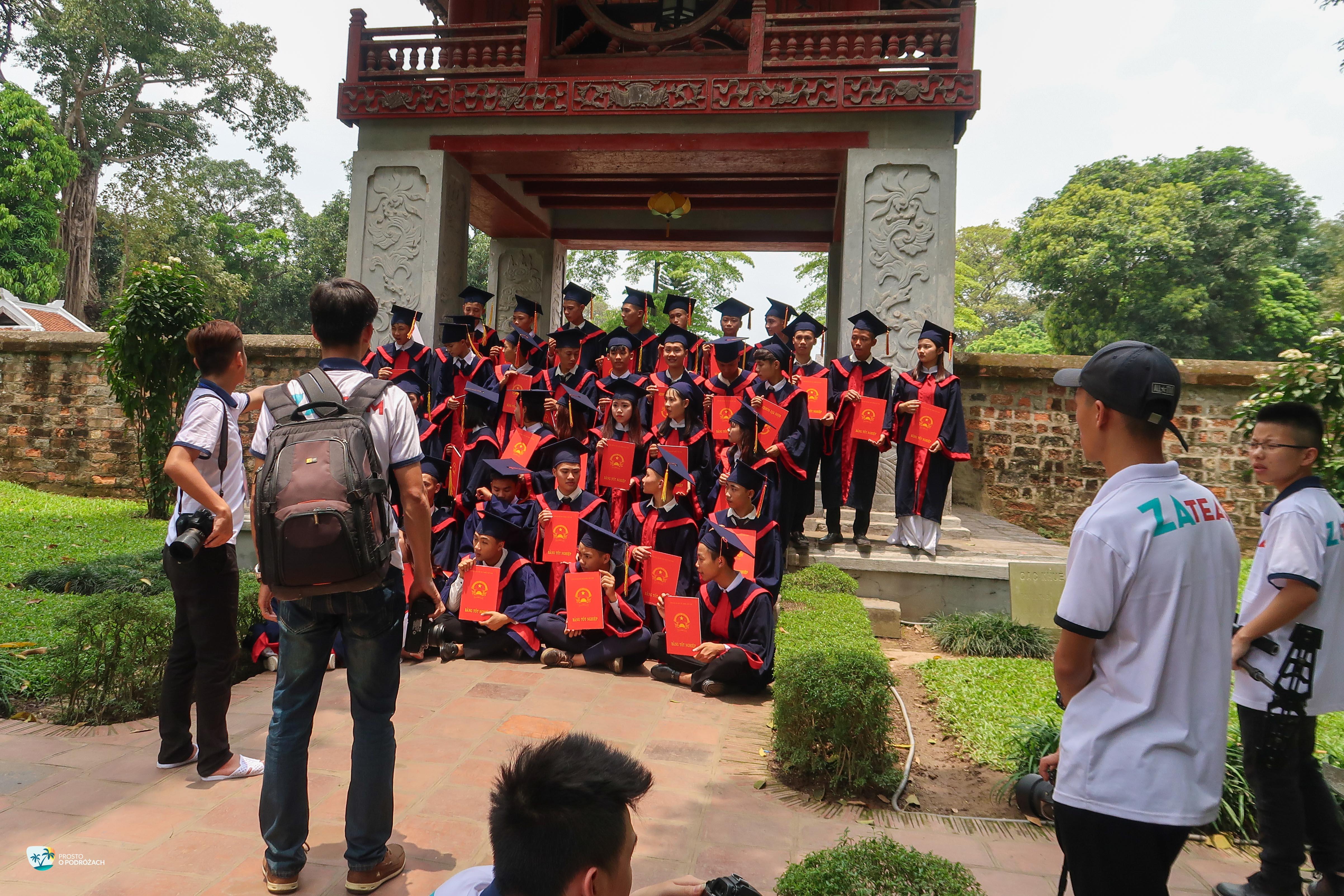 Świątynia Literatury Hanoi