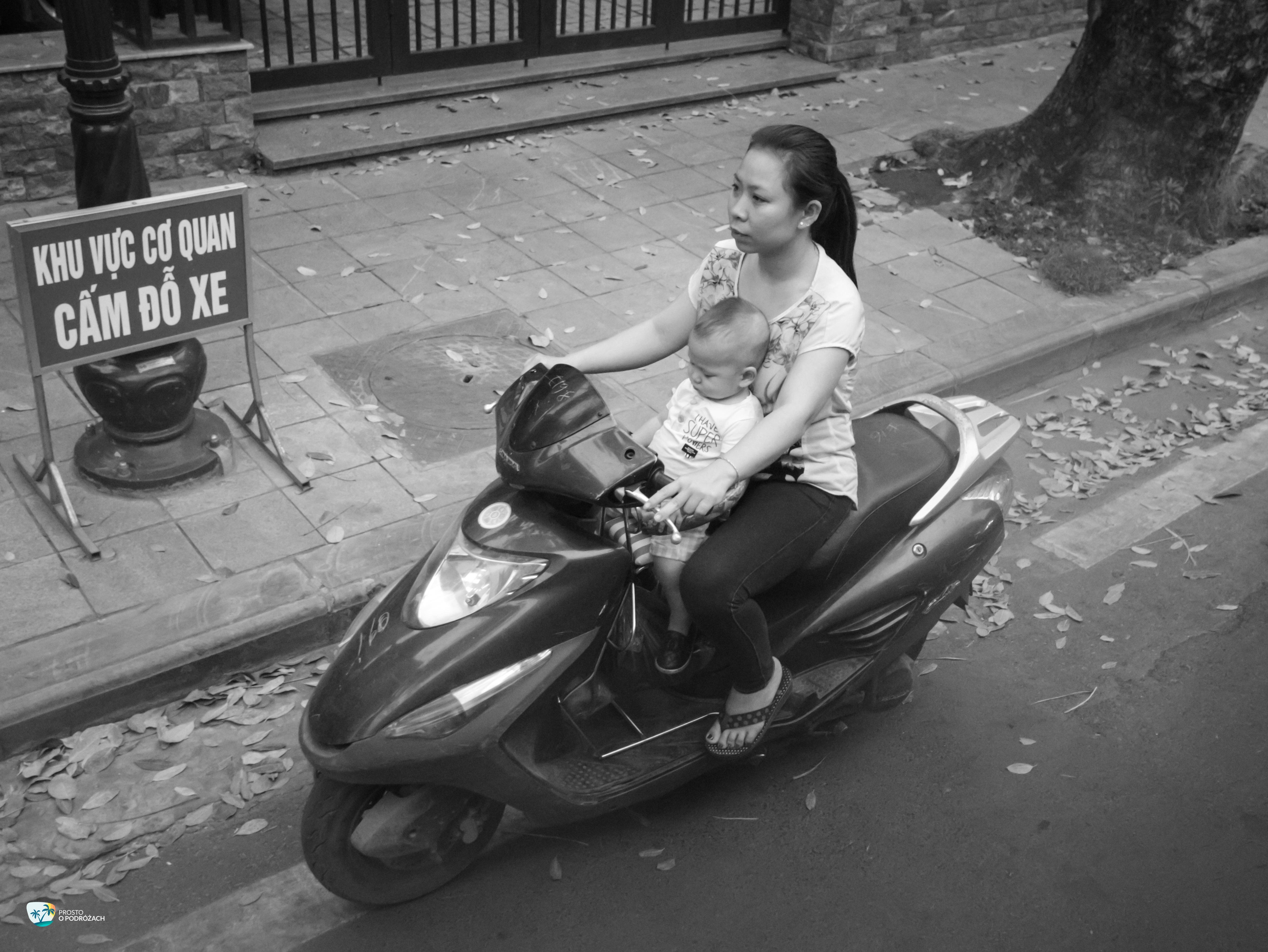 Hanoi skuter