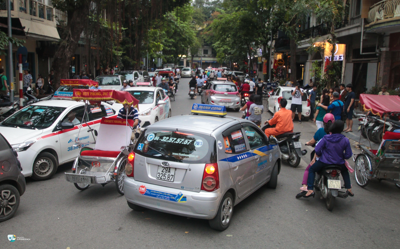 Ulice Hanoi Old Quater