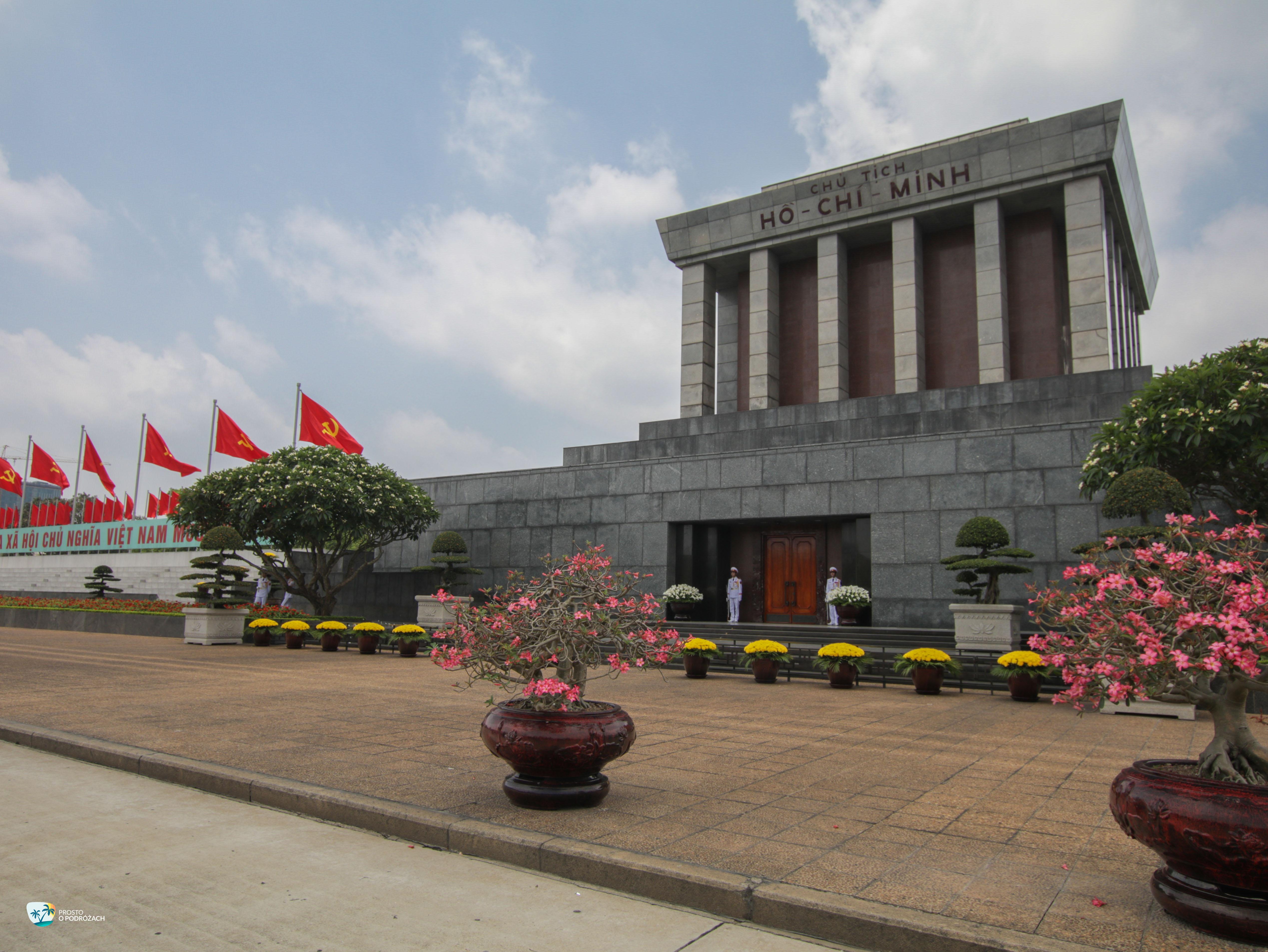 Mauzoleum Ho Chi Minha