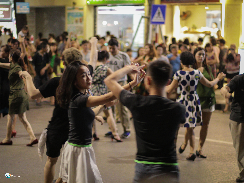 Pokaz Tańców Hanoi