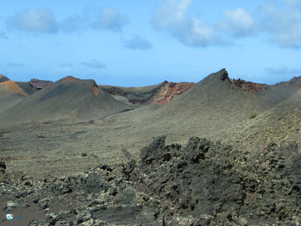 Wulkany Lanzarote
