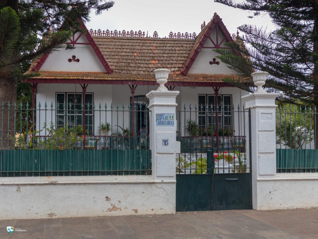 Klimatyczny dom w La Lagunie na Teneryfie