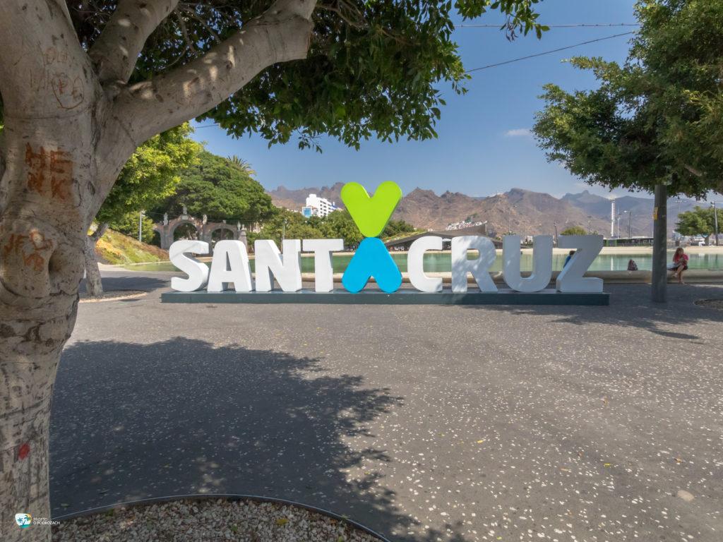 Santa Cruz - stolica Teneryfy