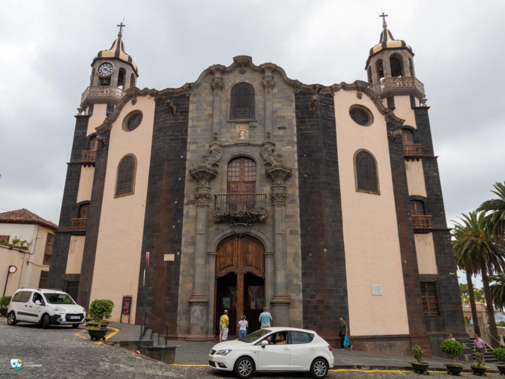 Kościół Iglesia de La Concepction w La Orotava