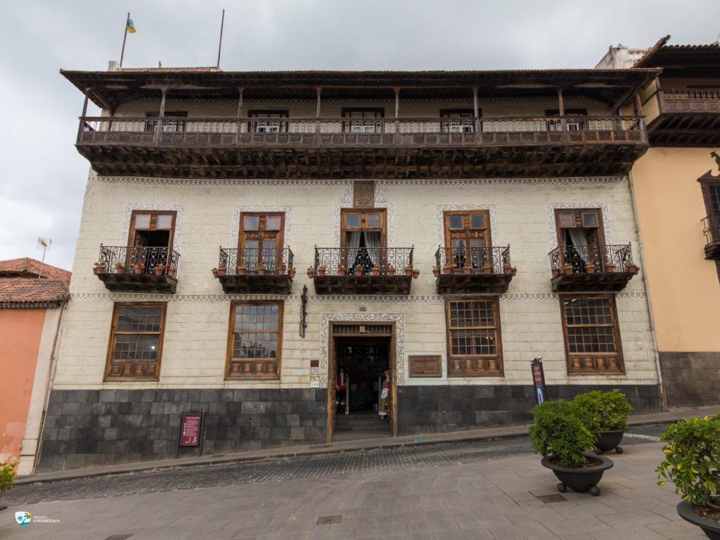 Casa de Balcones La Orotava