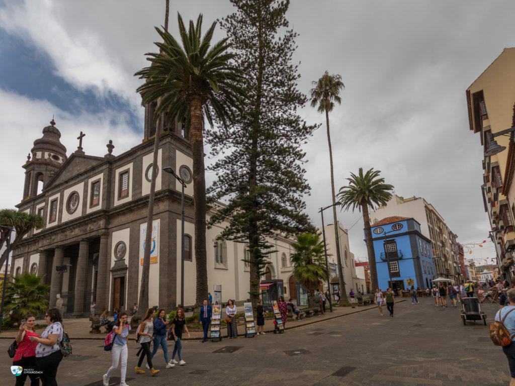 Stare Miasto La Laguna
