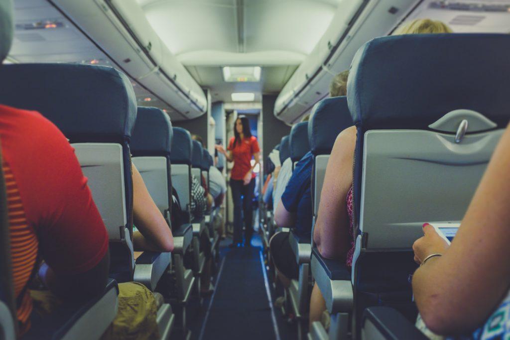 Gimnastyka w trakcie lotu
