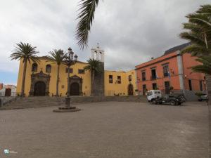 Klasztor Świętego Franciszka to jedna z najbardziej charakterystycznych budowli w Garachico