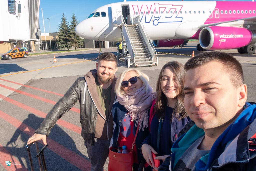 Wizz Air Wilno