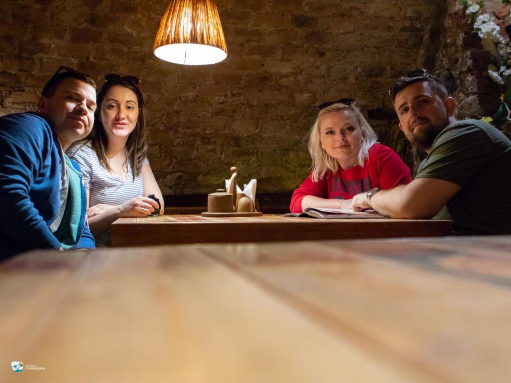 W piwnicy Forto Dvaras - litewska sieć restauracji