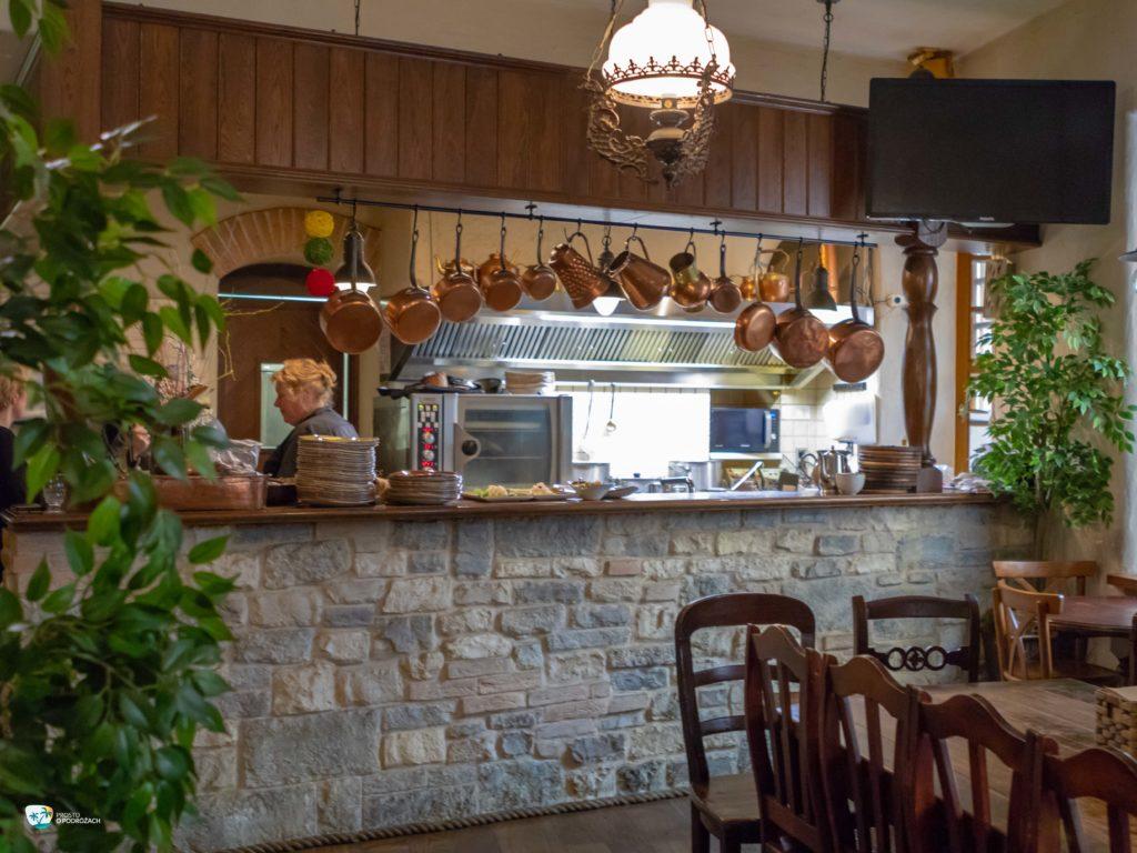 Restauracja Aline Leiciai