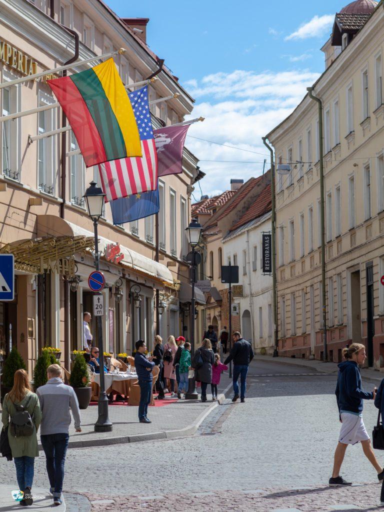 Ulice Wilna