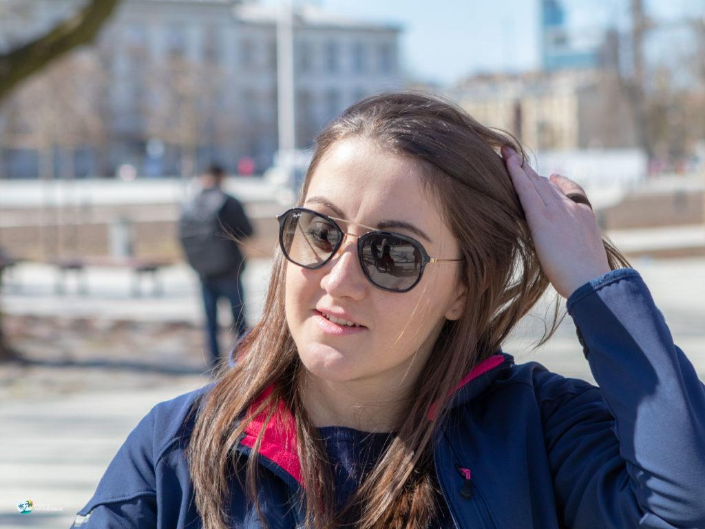 Aleja Giedymina w Wilnie