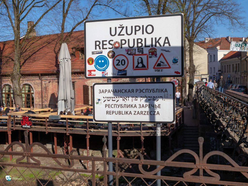 Republika Zarzecza (UŽUPIS)