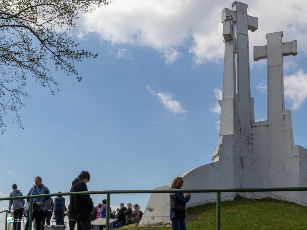 Góra Trzech Krzyży w Wilnie