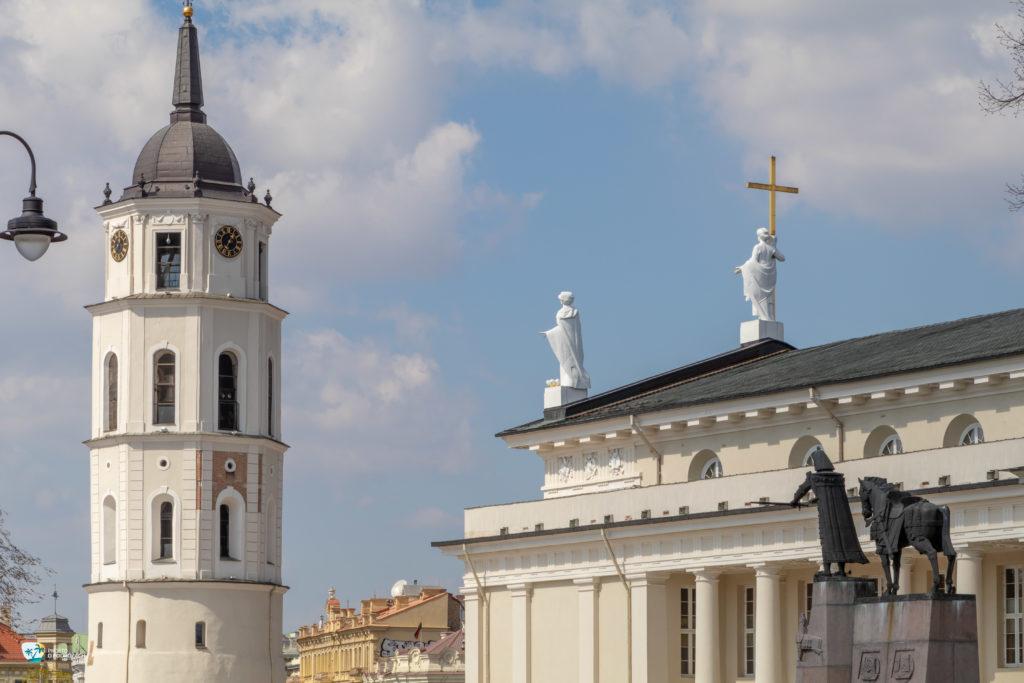 Dzwonnica Katedry Wileńskiej