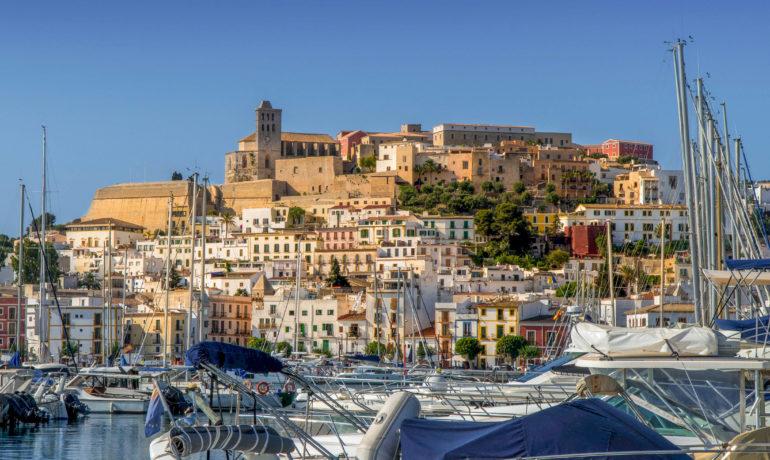 Miasto Ibiza