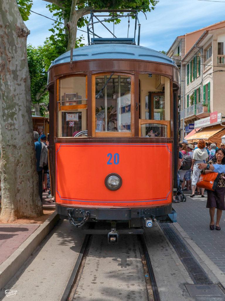 tramwaj Port de Soller