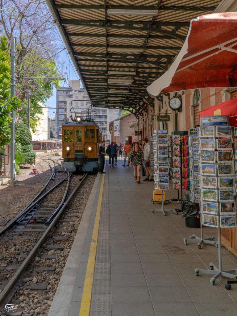Palma pociąg