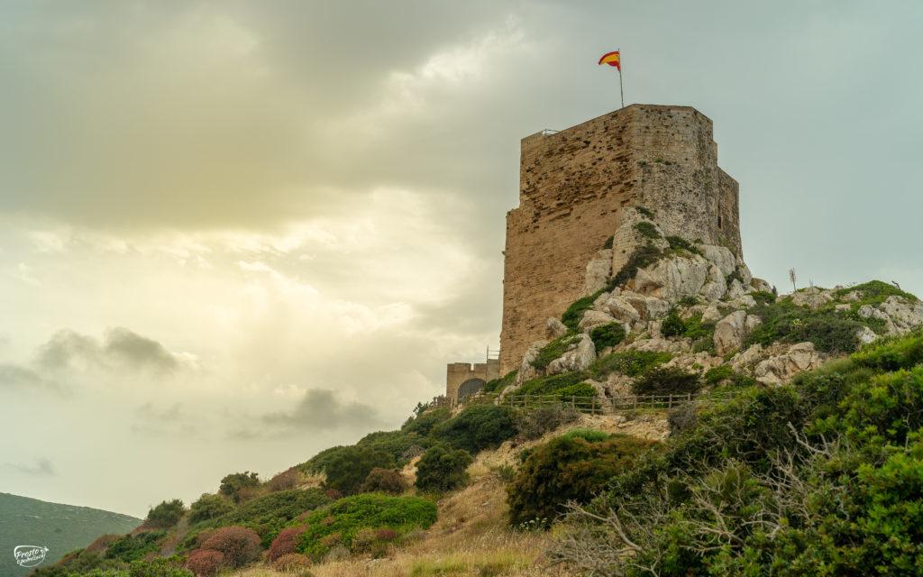 Zamek na Cabrerze
