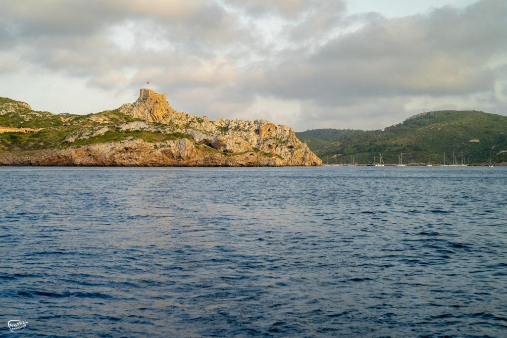 Cabrera od strony morza