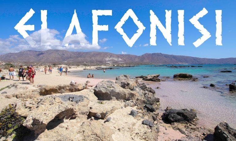 Elafonisi- wideo blog o podróżach
