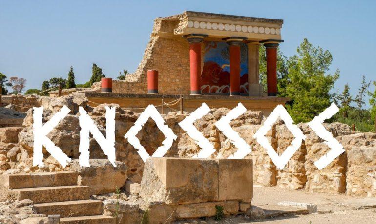 Knossos - wideo blog o podróżach