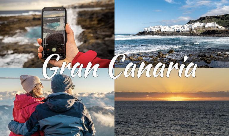 Gran Canaria wideo blog podróżniczy