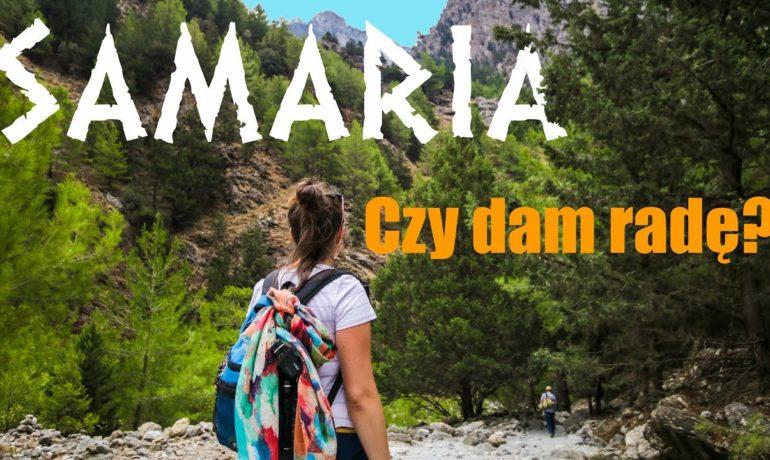Samaria - wideo blog o podróżach
