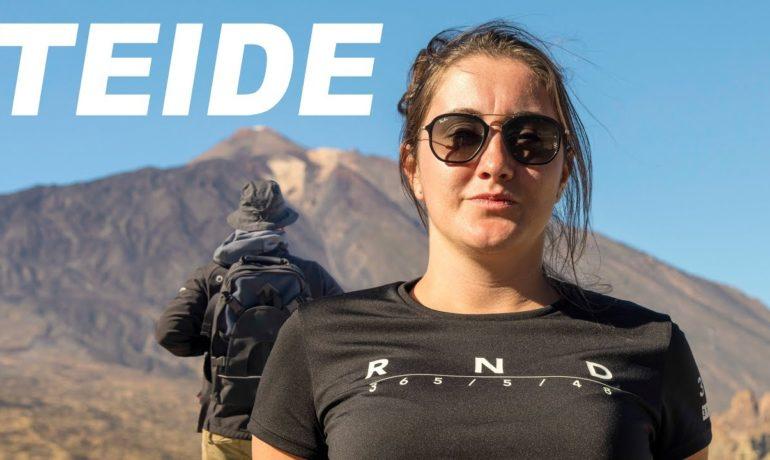 Wulkan Teide - wideo blog o podróżach