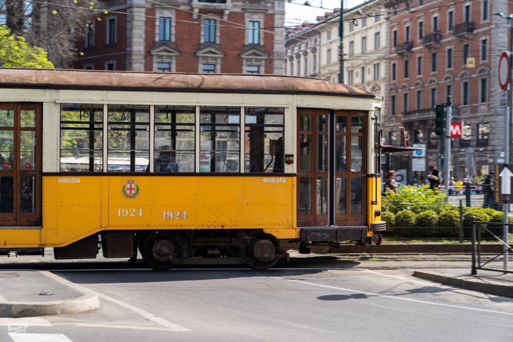 Tramwaje Mediolan